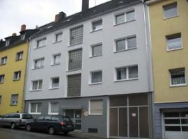 Essen-Altendorf, Einzelgarage im geschlossenen Innenhof