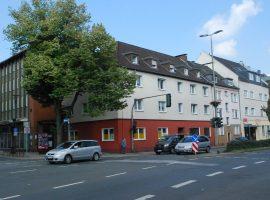 Dachgeschosswohnung mit Einbauküche in Rotthausen