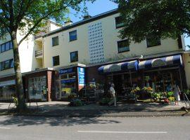 Essen-Überruhr-Mitte, kleines Ladenlokal Nähe Markt