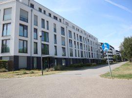Neue Mitte Essen, Luxus-Dachgeschosswohnung, Neubaustandard mit Einbauküche