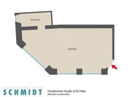 Kleines Büro/ Ladenlokal Nähe Frohnhauser Markt!