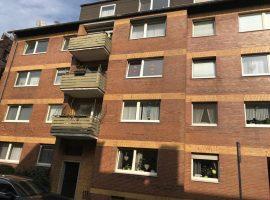 Helle und geräumige 3-Raum-Wohnung in ruhiger Nebenstraße in Duisburg