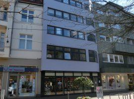 Modernisierte 3 Zimmer-Wohnung im Zentrum von Essen-Borbeck mit großem Balkon!