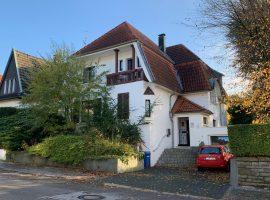 2-Familienhaus mit Altbaucharme in Essen-Bredeney!