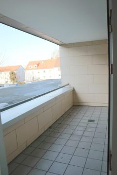 Stoppenberg Zentrum, schöner großer Balkon