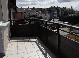 Appartement mit großem Balkon zentral gelegen in Essen-Bergerhausen!