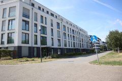 City View - Essen Univiertel - moderne 64m² Wohnung - Aufzug - Loggia - TG - EBK -