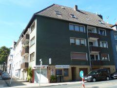 Wohnen in Rüttenscheid. Nähe Schwimmzentrum Rüttenscheid. Mit Balkon.