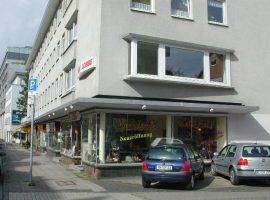 Bürofläche Südviertel Nähe RWE-Tower, 4 Räume 125m² , 1.OG