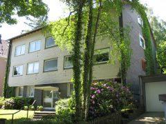 Bredeney - Am Ruhrstein - ca. 85m² - 2 -3 Raum, + Küche, Diele, Bad, WC, Balkon