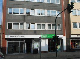 Komplett renovierte Wohnung an der Steeler Straße Nähe Eulenspiegel Kino