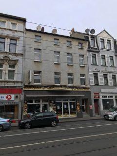 Apartment in Duisburg Hochfeld. Mitten in der Einkaufsstrasse.
