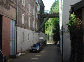 offene Atelier / Bürofläche in der Horster Mühle.