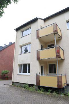 Oberhausen Schmatendorf. Erstbezug nach Komplettsanierung. 2,5 Raum Wohnung mit Balkon.
