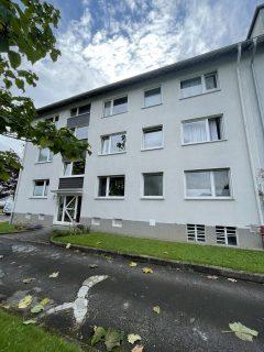 Renovierte, helle 2-Raum-Wohnung in bester Lage!